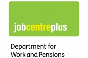 Jobcentre Plus Department for Work and Pensions Logo
