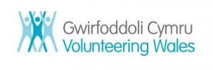 Volunteering Wales Logo